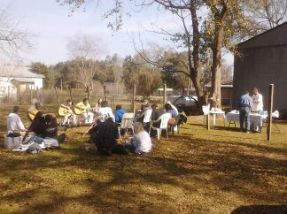 pensacola homless church service